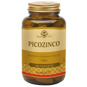 Solgar Picozinco 100tavolette