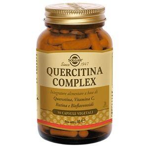 Solgar Quercitina Complex 50 capsule