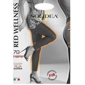 Solidea Red Wellness 70 Denari Leggings