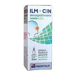 Farmitalia Solmucol naso chiuso 0,25% Spray spray nasale nebulizzatore 10ml