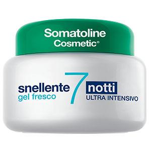 Somatoline Snellente 7 notti gel fresco ultra intensivo 400ml