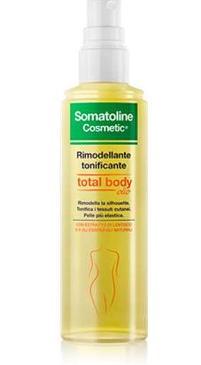 Somatoline Rimodellante Tonificante Total Body Oil 125ml