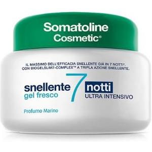 Somatoline Snellente 7 notti gel fresco ultra intensivo 250ml