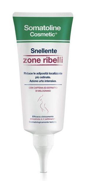 Somatoline Trattamento Urto Zone Ribelli