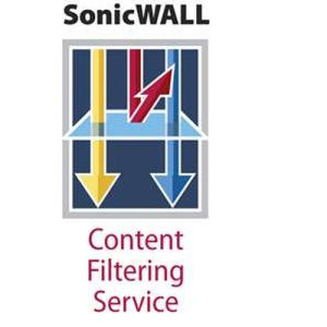 SonicWALL Content Filtering Service Premium Business Edition for NSA 3600