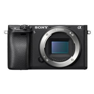Sony A6300 corpo