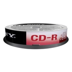 Sony CD-R 700 MB 48x (10 pcs cakebox)