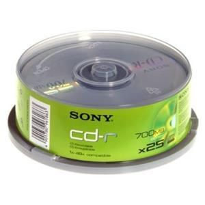 Sony CD-R 700 MB 48x (30 pcs)