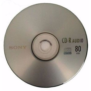 Sony CD-R 80 Min. Audio