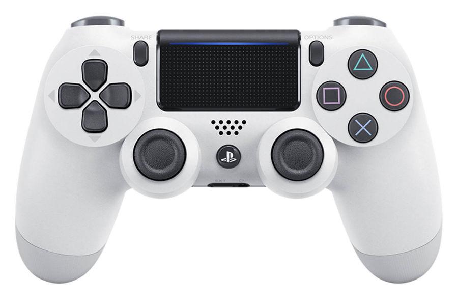Sony DualShock 4 Glacier White