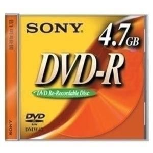 Sony DVD-R 4.7 GB