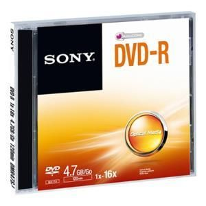 Sony DVD-R 4.7 GB 16x
