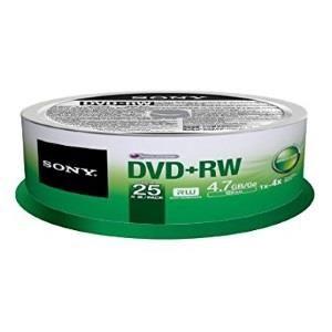 Sony DVD-R 4.7 GB (25 pcs)