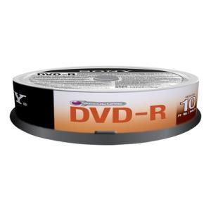Sony DVD-R 4.7 GB 4x (10 pcs cakebox)