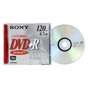 Sony DVD+R 4.7 GB