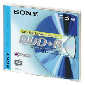 Sony DVD+R DL 8.5 GB 8x