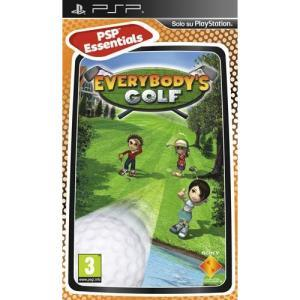 Sony Everybody's Golf PSP Essentials