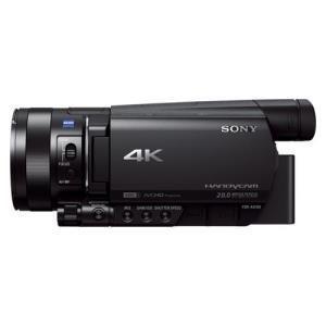 Sony fdr ax100