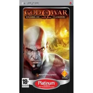 Sony God of War Chains of Olympus Platinum