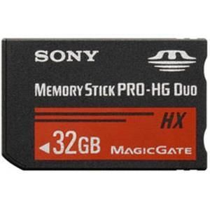 Sony Memory Stick PRO-HG Duo 32 GB