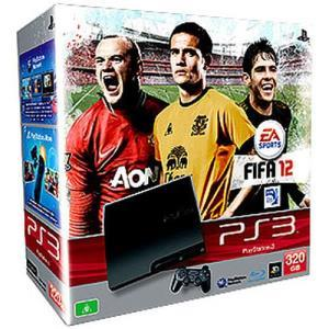 Sony PlayStation 3 Slim (320 GB) + FIFA 12