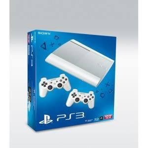Sony PlayStation 3 Super Slim Classic White (12 GB)