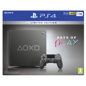 Sony PlayStation 4 c Limited Edition