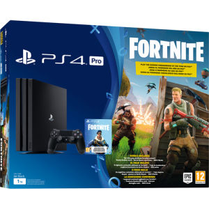 Sony PlayStation 4 Pro + Fortnite