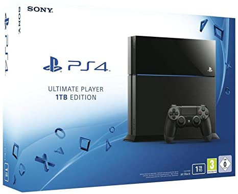 Sony playstation 4 ultimate player 1tb edition 300x300