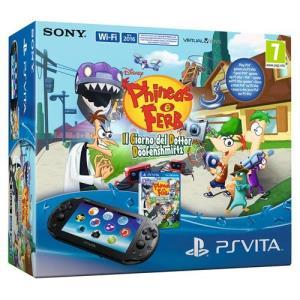 Sony PlayStation Vita + Phineas and Ferb: Day of Doofenshmirtz