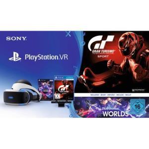 Sony PlayStation VR VR Worlds + GT Sport