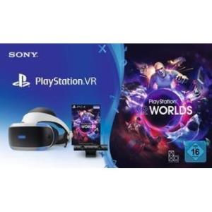 Sony PlayStation VR + VR Worlds