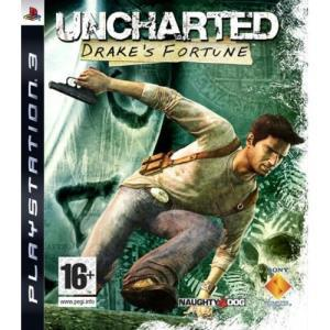 Sony Uncharted Drake's Fortune