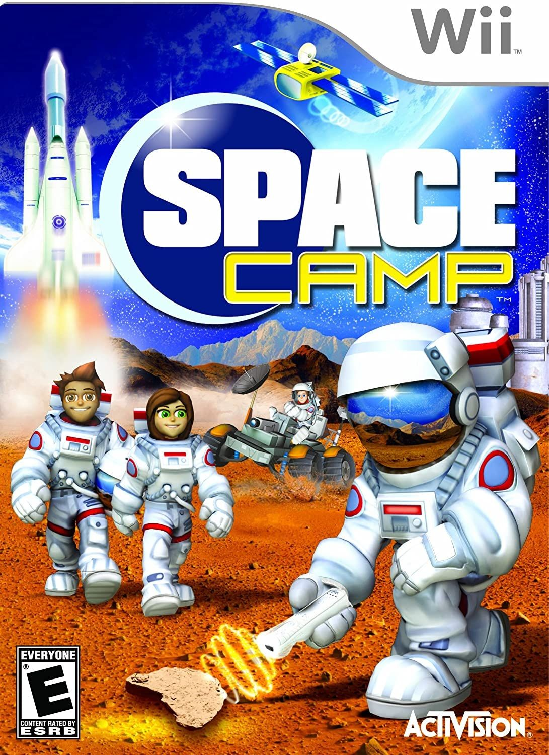 Activision Space Camp