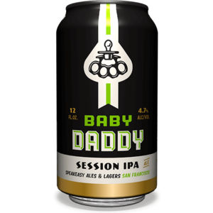 Speakeasy Ales & Lager Baby Daddy