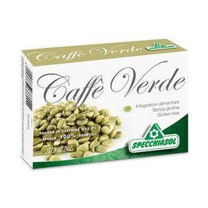 Specchiasol caffe verde 30capsule