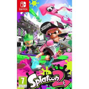splatoon 2 switch