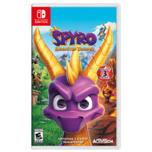 Activision Spyro Reignited Trilogy