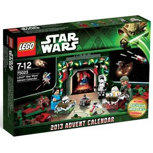 Lego Star Wars 75023 Calendario dell'Avvento