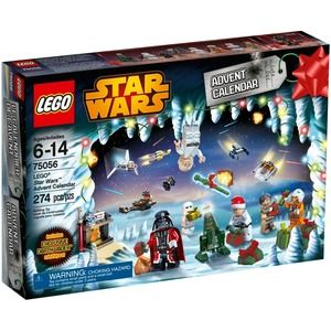 Lego Star Wars 75056 Calendario dell'Avvento