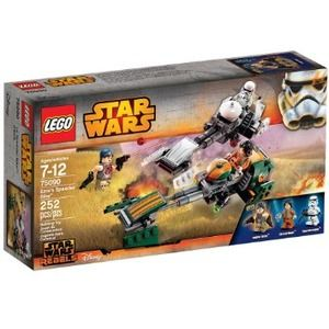 Lego Star Wars 75090 Speeder Bike di Ezra