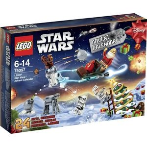 Lego Star Wars 75097 Calendario dell'Avvento