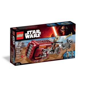 Lego Star Wars 75099 Speeder di Rey