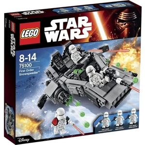 Lego Star Wars 75100 First Order Snowspeeder