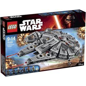 Star wars 75105 millennium falcon