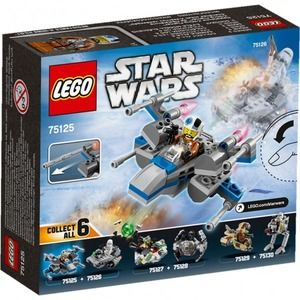 Lego Star Wars 75125 Resistance X-Wing Fighter