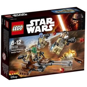 Lego Star Wars 75133 Battle Pack Ribelli