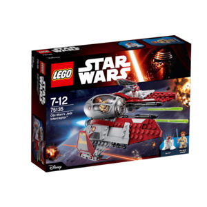 Lego Star Wars 75135 Obi-Wan's Jedi Interceptor