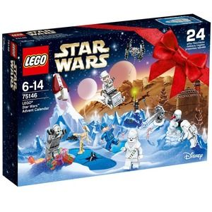 Lego Star Wars 75146 Calendario dell'Avvento