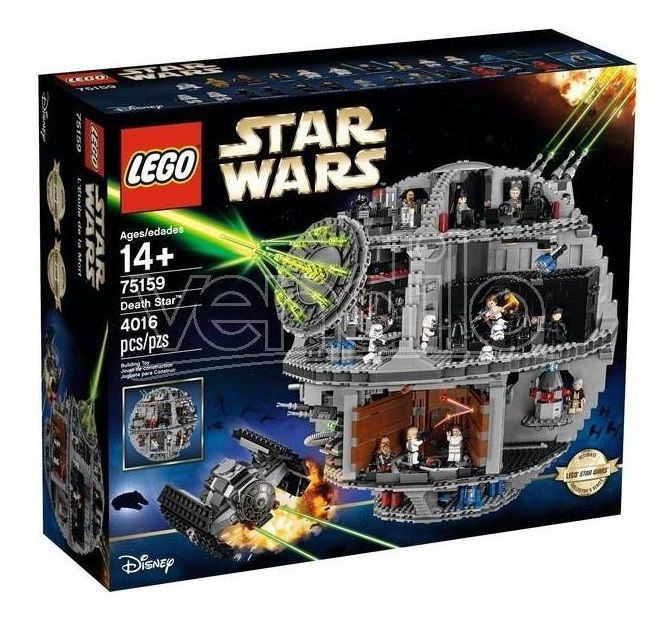 Lego Star Wars 75159 La Morte Nera